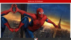 Spiderman HD Wallpaper Collections screenshot 3/6