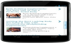 Free Bodybuilding Supplement Reviews screenshot 3/4