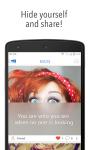 MASQ Share and Discover Secrets screenshot 1/5