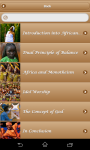 African Spirituality screenshot 1/1