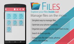 Files - File Explorer and Manager screenshot 1/6