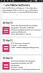 IT Jobs Pakistan screenshot 1/1