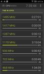 CPU Analysis screenshot 1/2