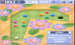 Putt Gem Garden screenshot 2/6