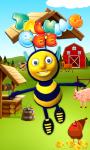 Talking Bee Free screenshot 1/6
