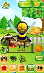 Talking Bee Free screenshot 5/6