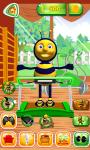 Talking Bee Free screenshot 6/6