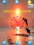 Clock Show Nature 2 Free screenshot 2/6