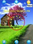 Clock Show Nature 2 Free screenshot 3/6