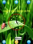 Clock Show Nature 2 Free screenshot 6/6