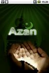 Azan Islam World screenshot 2/3