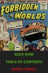 Forbidden Worlds comic book  screenshot 1/3