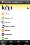 Kijiji Free Local Classifieds screenshot 1/1