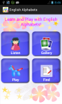 Learn and Play with English Alphabets Free screenshot 2/5
