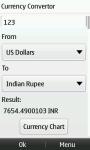 Currency Tracker screenshot 1/3