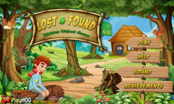 Free Hidden Object Game - Lost and Found screenshot 1/4