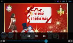 Christmas Video Ecards screenshot 3/4