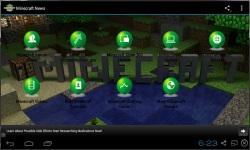 Minecraft Latest News screenshot 1/4