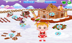 Baby Hazel Gingerbread House1 screenshot 2/5