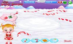 Baby Hazel Gingerbread House1 screenshot 3/5