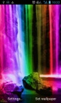 COLORFUL RAINBOW LIVE WALLPAPER screenshot 1/3