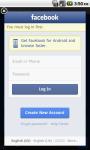 Facebook Contact Pic Sync screenshot 2/5