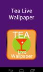Tea Live Wallpaper screenshot 1/4