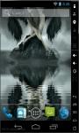 Angel Of Darkness Live Wallpaper screenshot 1/2