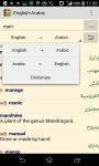 English Arabic Translator screenshot 2/3