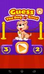 Guess The Dog Breed screenshot 1/1