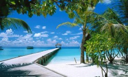 Beautiful Beach HD Wallpaper Android screenshot 2/4