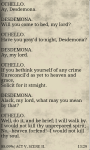 OTHELLO THE MOOR OF VENICE by William Shakespeare screenshot 6/6