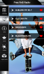 Free RnB Music Radio screenshot 5/6