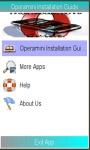 OperaMini Installation Legend screenshot 1/1