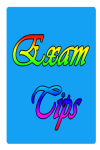 101 Exam Tips screenshot 1/3