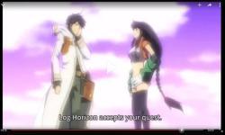 Log Horizon Anime screenshot 4/4