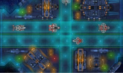 Hovercraft Traffic Control screenshot 1/4