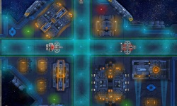 Hovercraft Traffic Control screenshot 2/4