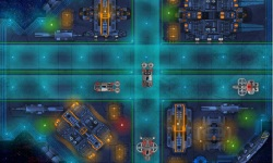 Hovercraft Traffic Control screenshot 4/4