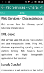 Learn Web Services screenshot 3/3