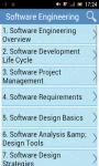 Software Engineering v2 screenshot 1/3