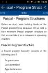 Learn Pascal screenshot 2/2