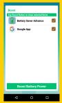 Battery Saver Advance screenshot 3/3