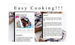 Chocolate recipes food screenshot 3/3