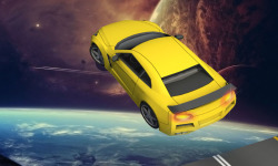 Galaxy stunt racing Game 3D screenshot 1/5