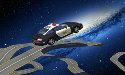 Galaxy stunt racing Game 3D screenshot 2/5