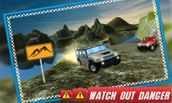 Off-Road Jeep Hill Adventure screenshot 1/5