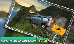 Off-Road Jeep Hill Adventure screenshot 3/5