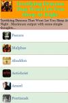 Terrifying Demons That Wont Let You Sleep At Night screenshot 2/3
