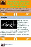 Terrifying Demons That Wont Let You Sleep At Night screenshot 3/3